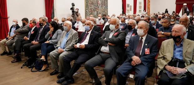Galatasaray Divan Kurulu Eylül Ayı Olağan Toplantısı gerçekleştirildi